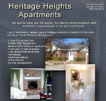 Heritage Heights Apartmentst""
